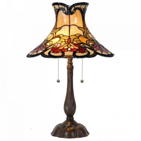 Filamentled Roberton Tiffany asztali lámpa FIL5LL-5533