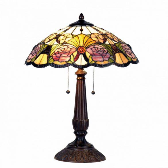Filamentled Swanton Tiffany asztali lámpa FIL5LL-5546