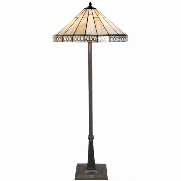 Filamentled Gotham Tiffany álló lámpa FIL5LL-5564