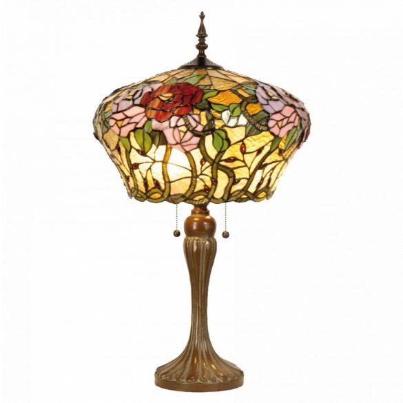 Filamentled Towcester Tiffany asztali lámpa FIL5LL-5571