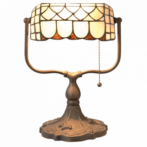 Filamentled Wem Tiffany Bankár lámpa FIL5LL-5729