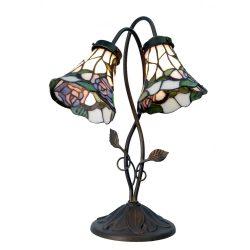 Filamentled Aberporth Tiffany asztali lámpa FIL5LL-5748
