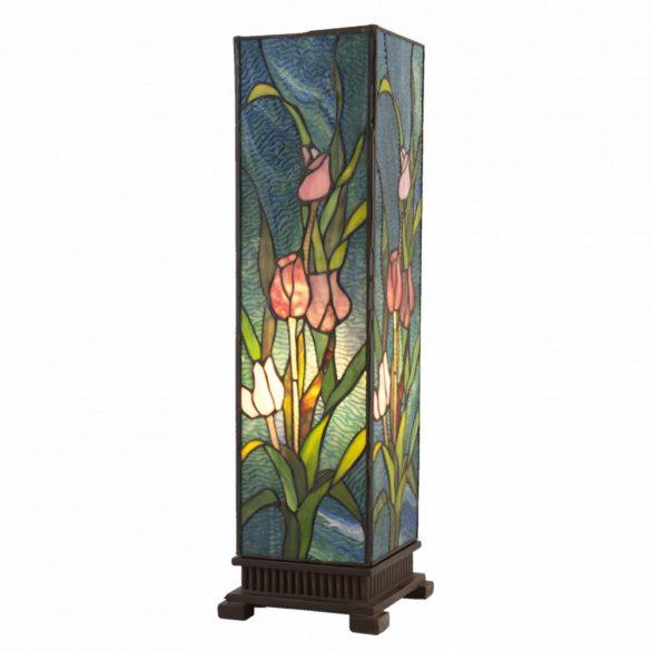 Filamentled Tulip L S Tiffany asztali lámpa FIL5LL-5749