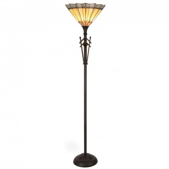 Filamentled Waldley Tiffany álló lámpa FIL5LL-5763