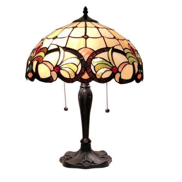 Filamentled Lapley Tiffany asztali lámpa FIL5LL-57649023