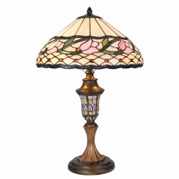 Filamentled Tulip Tiffany asztali lámpa FIL5LL-5774