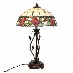 Filamentled Anslow Tiffany asztali lámpa FIL5LL-5785
