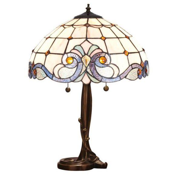 Filamentled Longstock Tiffany asztali lámpa FIL5LL-58075791