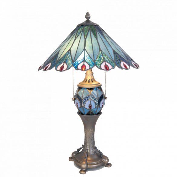 Filamentled Shegra Tiffany asztali lámpa FIL5LL-5829
