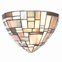 Filamentled Culmore Tiffany fali lámpa FIL5LL-5844
