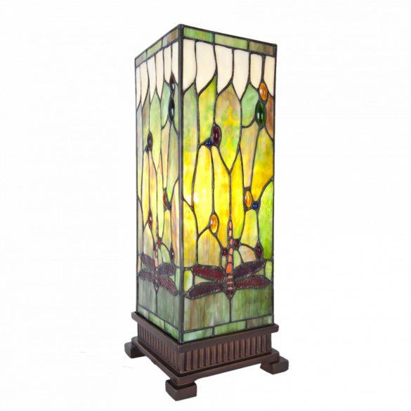 Filamentled Dragonfly L S Tiffany asztali lámpa FIL5LL-5847