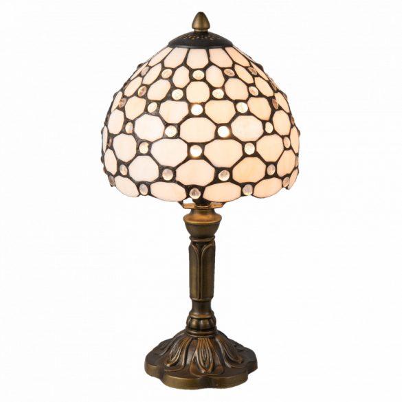 Filamentled Corby Tiffany asztali lámpa FIL5LL-5879