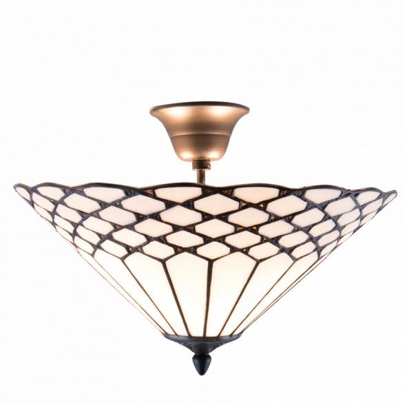 Filamentled Glanton Tiffany mennyezeti lámpa FIL5LL-5890