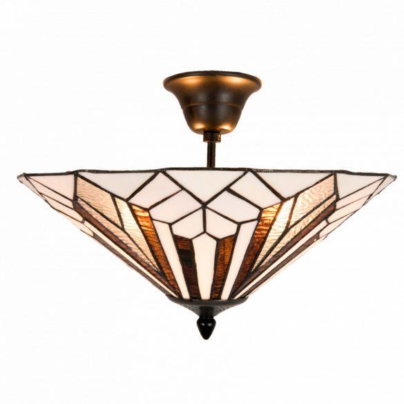 Filamentled Morpeth Semi Flush Tiffany mennyezeti lámpa FIL5LL-5896