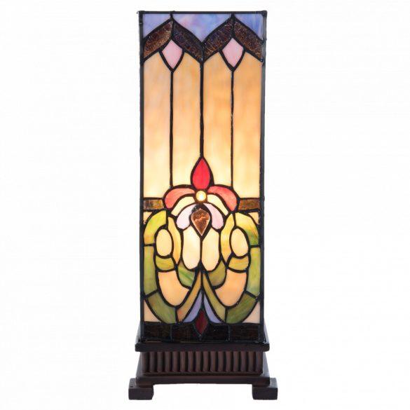 Filamentled Corwen L S Tiffany asztali lámpa FIL5LL-5907