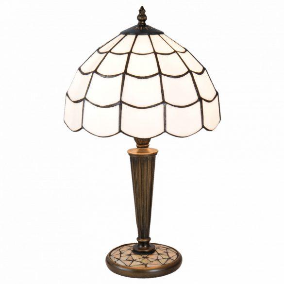 Filamentled Wrexham Tiffany asztali lámpa FIL5LL-5936