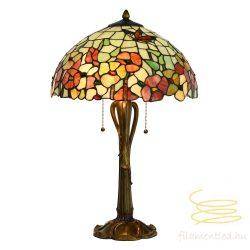 Filamentled Aisby Tiffany asztali lámpa FIL5LL-5981