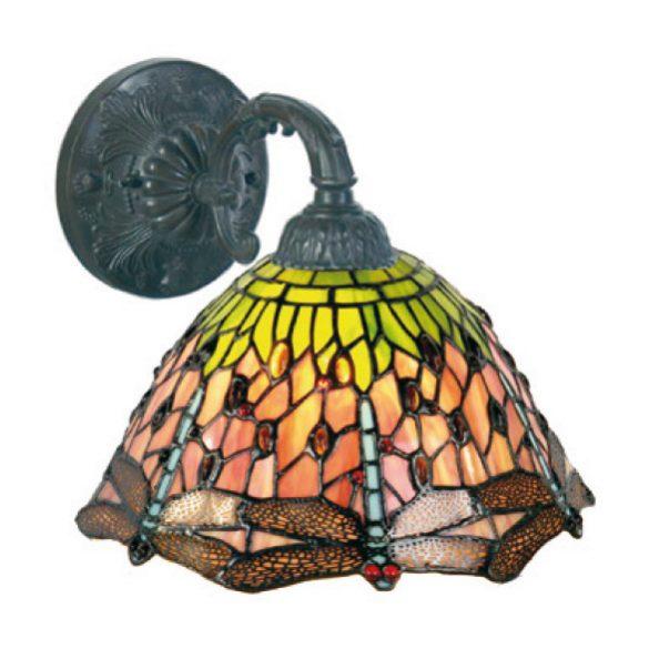 Filamentled Dragonfly Tiffany fali lámpa FIL5LL-88278829