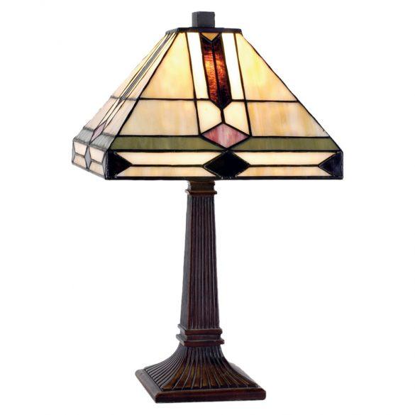 Filamentled Prestbury Tiffany asztali lámpa FIL5LL-8830
