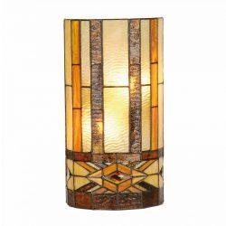 Filamentled Balfron Tiffany fali lámpa FIL5LL-9286