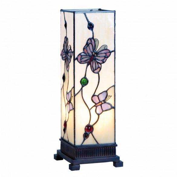 Filamentled Leeds M S Tiffany asztali lámpa FIL5LL-9301