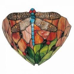 Filamentled Dragonfly Tiffany Fali kar FIL5LL-9312
