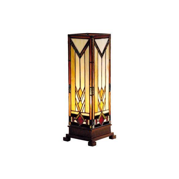 Filamentled Salen M S Tiffany asztali lámpa FIL5LL-9331
