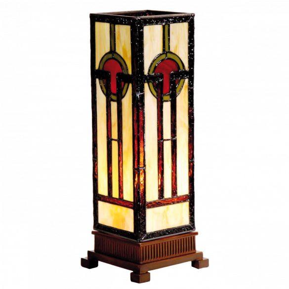 Filamentled Ossett M S Tiffany asztali lámpa FIL5LL-9334