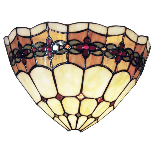 Filamentled Sunderland Tiffany fali lámpa FIL5LL-9884