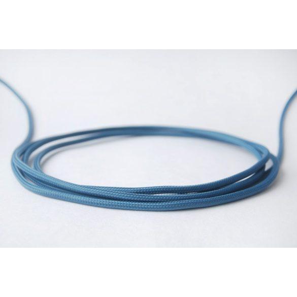TEXTIL KÁBEL METALIC BLUE