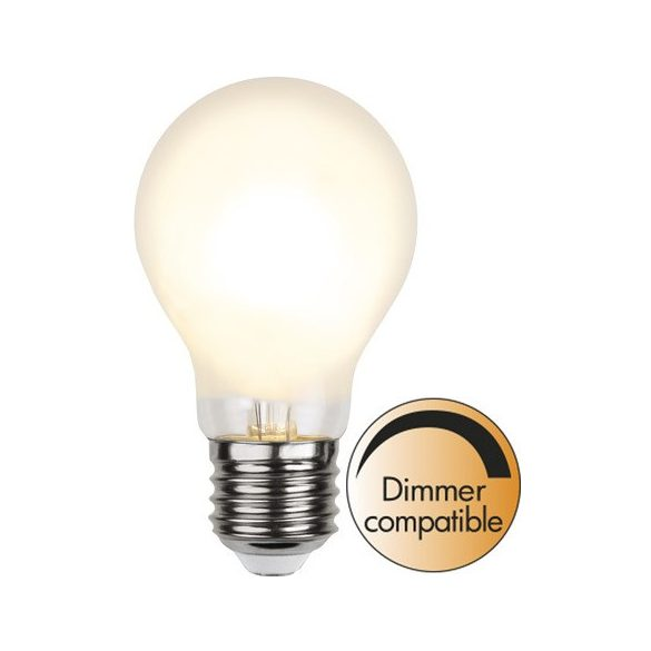 4,7W 2700K E27 FROSTED A60 FILAMENT LED
