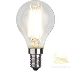 4W 2700K E14 P45 FILAMENT LED CLEAR