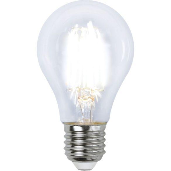 8W 4000K E27 A60 FILAMENT LED