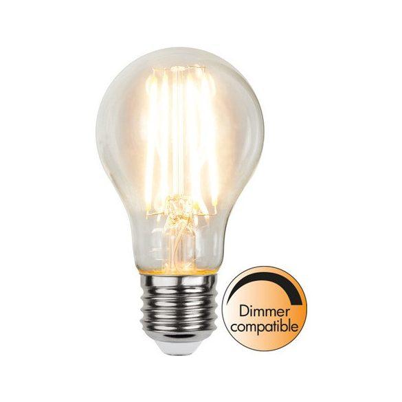 8W 2700K E27 A60 FILAMENT LED