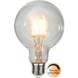 4,7W 2700K E27 G95 FILAMENT LED