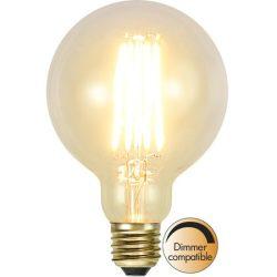 3,6W 2100K E27 G95 FILAMENT LED