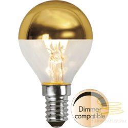 3,5W 2700K E14 GOLD P45 FILAMENT LED