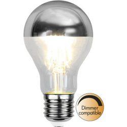 4W 2700K E27 SILVER A60  FILAMENT LED