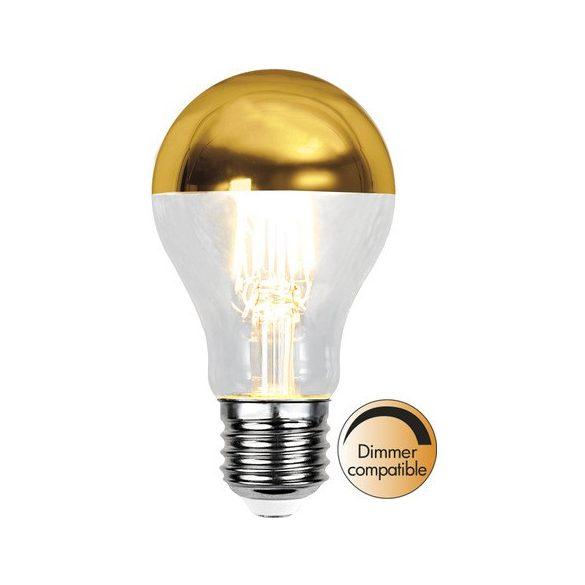 4W 2700K E27 GOLD A60 FILAMENT LED