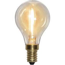 0,8W 2100K E14 SOFT GLOW P45 FILAMENT LED
