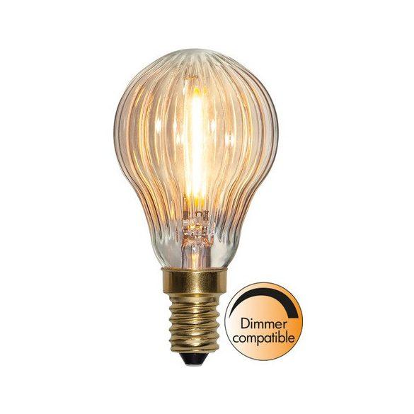 0,8W 2200K E14 P45 STRIPPED FILAMENT LED