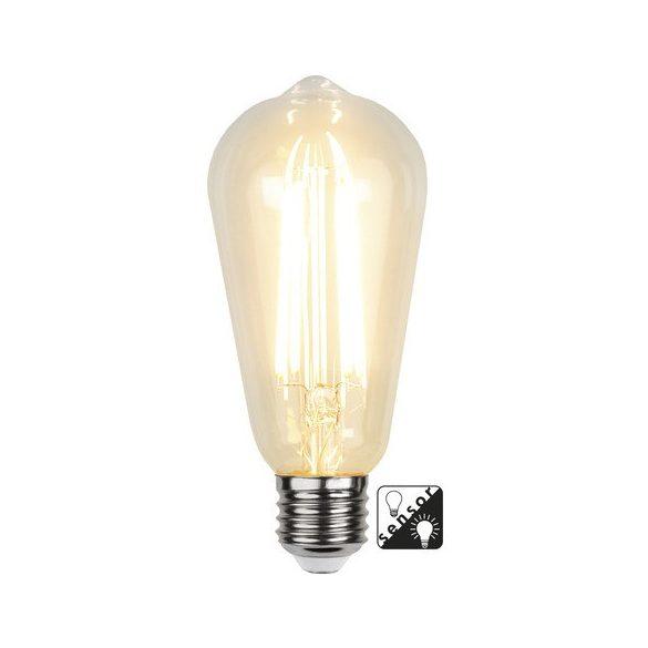 4,2W 2100K E27 SOFT GLOW SENSOR ST64 FILAMENT LED