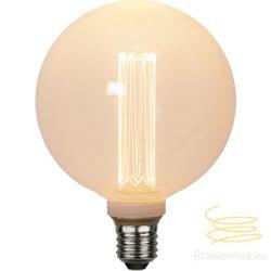 1W 2000K E27 G125 FILAMENT LED LIGHT OPAL