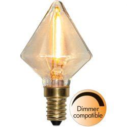 0,8W 2200K E14 DIAMOND SOFT GLOW P45 LED