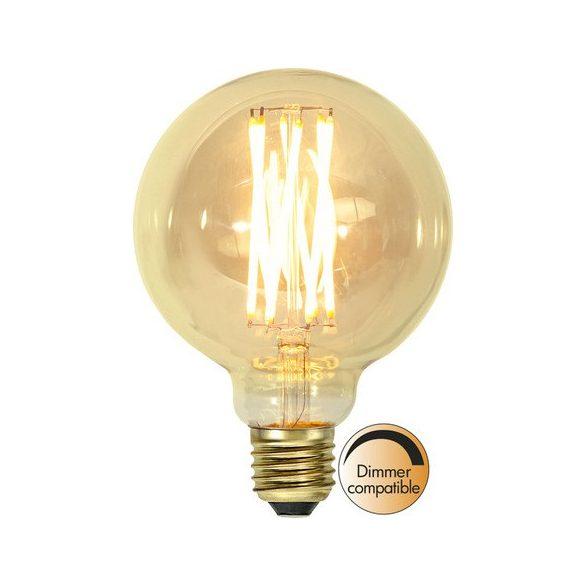 3,7W 1800K E27 G95 FILAMENT LED