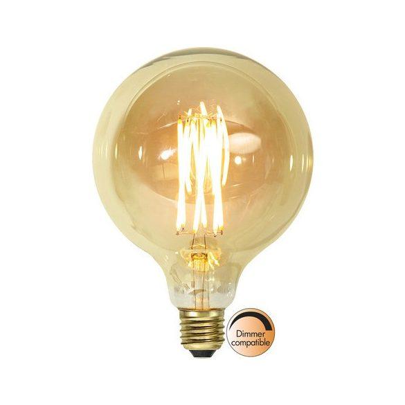 3,7W 1800K E27 G125 FILAMENT LED