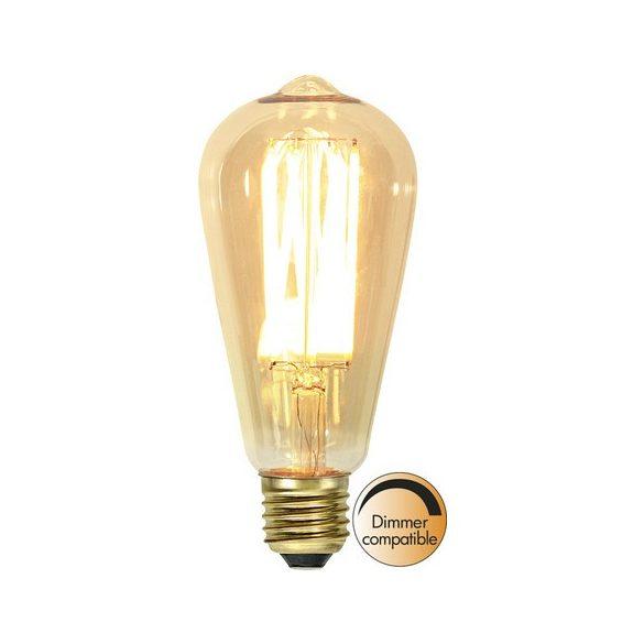 3,7W 1800K E27 ST64 FILAMENT LED