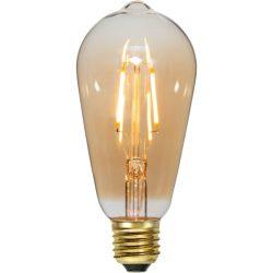 0,75W 2000K E27 ST64 FILAMENT LED
