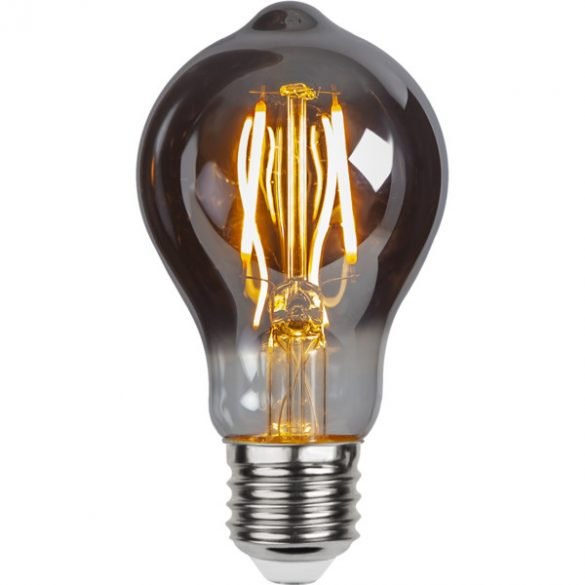1,8W 2100K E27 A60 FILAMENT LED SMOKY