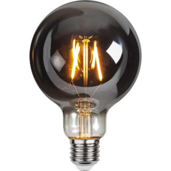 1,8W 2100K E27 G95 FILAMENT LED SMOKY